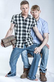 Rob Yaeger & Liam Harkmore Picture