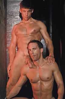 Gay Pornstar Mathew Bailey