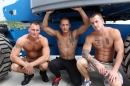 Chase, Craig Cameron & Quentin Gainz picture 19