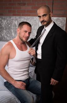 Hans Berlin & Tony Dazzle Picture