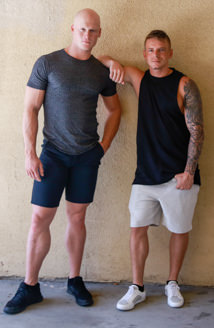 Gunner & Roman Eros Picture